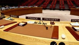 French Security Council presidency (March 2019)
