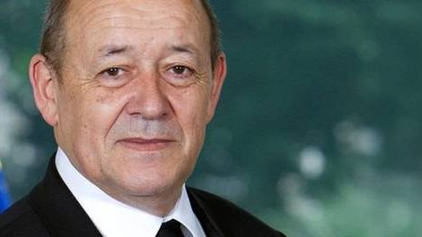 Statement by Mr Jean-Yves Le Drian, Minister for Europe and Foreign (...)
